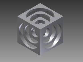 Machinist Cube