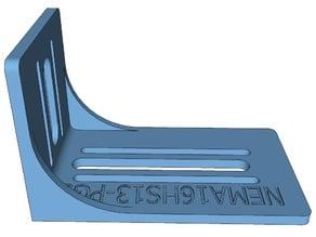 Focuser Bracket NEMA16 PG5 for Crayford focuser