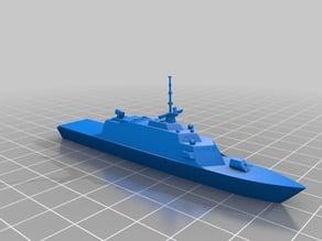 USS Fort Worth (USS Freedom)
