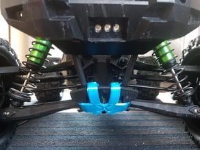 Traxxas X-MAXX Stoßstangenschutz / Bumper protection