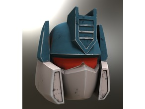 Soundwave Helmet Generation 1
