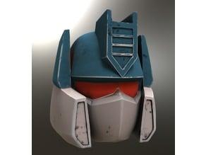 Soundwave Helmet Generation 1
