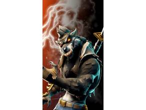 wolf1 litho