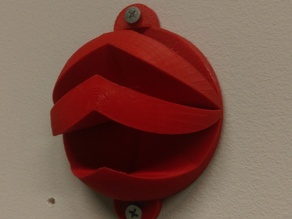Hanging Motion Coat Hook
