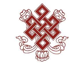 The Endless Knot Of Buddhism