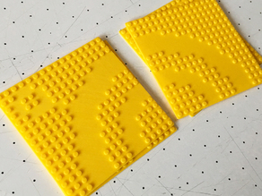 Crop Circle Baseplates Interlocking Brick System Compatible