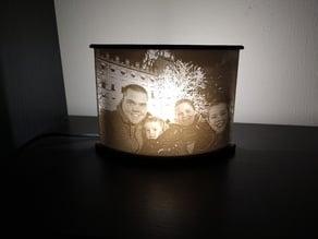 Lithophane Lamp