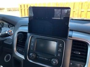 2013-2018 Ram 1500 iPad Mini Dash Mount