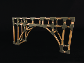 Project: Bridge Building with 123D Design