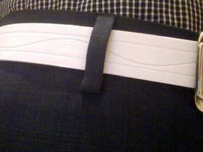 Wearable Flexible Belt