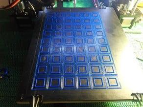 Bed Warping Test Print