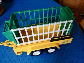 Playmobil Trailer Fence