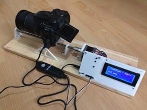 Camera Macro Sled