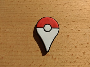 Pokemon Go Badge NFC Tag Version