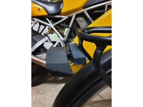 Bracket for bike tail light