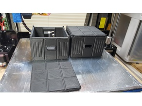 Small bunker for tabletop gaming