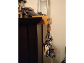 Dresser Key Holder