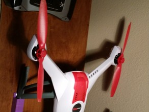 Drone wall hanger for Blade 350QX