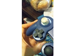 Gamecube replacement Z and Dpad + wider variations