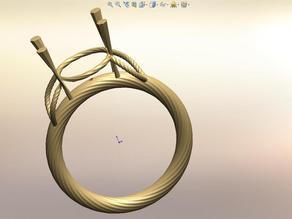Ladies Diamond (Engagment?) Ring