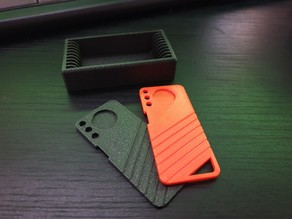 10-slot Customized Tray for Filament Sample Cards
