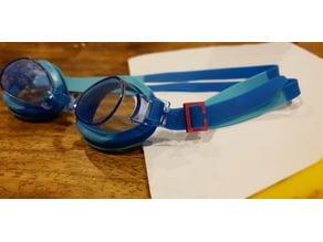 Swim Goggles Band Tensioner