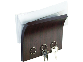 Magnetic stand key holder