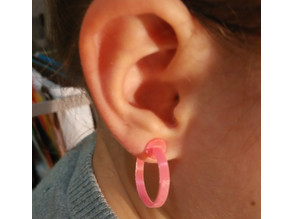 Clip-on earring