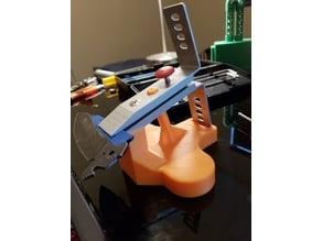 Lansky Knife Sharpening Suction Cup Base