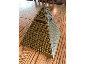 Eye of Providence Illuminati Org Box