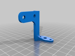 Anet A8 3DTouch/BLTouch Auto Leveling Sensor Bracket