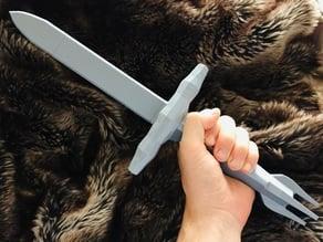 TES IV Oblivion - Blade Of Woe