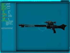 A280 / DLT20a Star Wars Nerf Scope