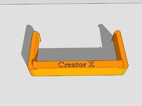 Flashforge Creator X Dual Nozzle Leveling Tool