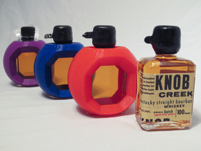 Knob Creek Christmas Ornament