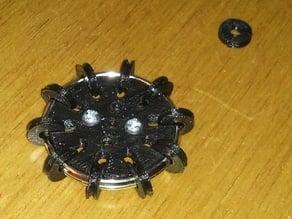 Customizable omni wheel prototype