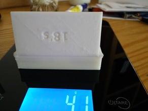 Trident 18's Box