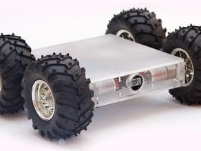 Carambola based WiFi rover