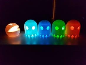 Pac-Man Lantern