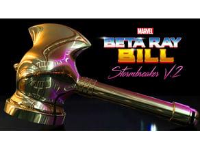 Beta Ray Bill Stormbreaker Hammer V.2