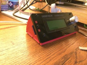 Geetech/Prusa i3 LCD2004 Controller case