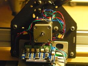 Shapeoko controller mount