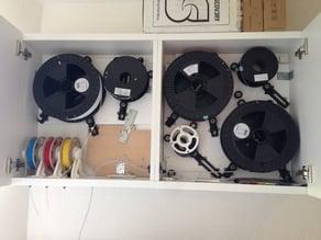 Ultra Flat Filamentholder