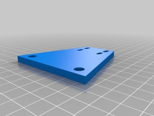 My X Parametric Limit Switch Mount