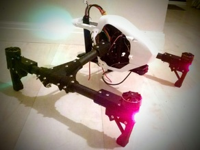 DJI Inspire 1 clone quadcopter