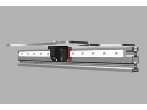 Creality Ender 3 Y Axis Linear Rail Mod