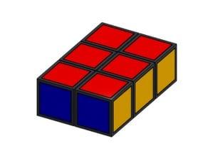 3x2x1 Cube