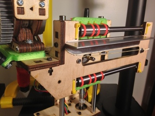PrintrBot Simple Deluxe Y-Axis Sag Fix