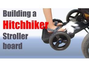 Hitchhiker stroller board