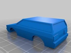 Volvo 850 Wagon Can Car RC Body